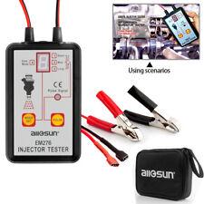 12V Automotive Fuel Injector Pump Tester 4 Pluse Modes detector Diagnostic Tool