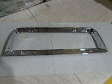 1964 1965 1966 CHEVROLET TRUCK CHROME DASH CLUSTER BEZEL 1/2 THRU 1  NEW