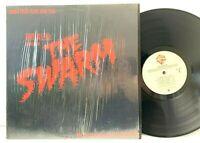 The Swarm Jerry Goldsmith - 1978 Warner Brothers in-shrink LP Vinyl Record Album