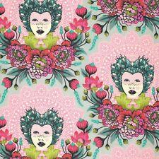 Free Spirit Tula Pink Fabric Elizabeth 16th Century Selfie PWTP062 Tart BTY