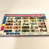 Roadrunners Die Cast Metal Vehicles 25 Piece Set No. 8579 Vtg 1980