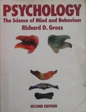 Psychology: The Science of Mind and Behaviour,Richard D. Gross- 9780340561362