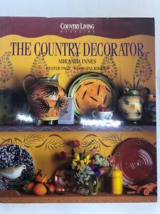 Country Living  Country Decorator by Miranda Innes, Georgina Rhodes (Hardcover)