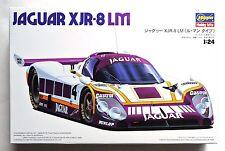 HASEGAWA 1/24 Jaguar XJR-8 LM w/ Silk Cut decals #20272 limited scale model kit