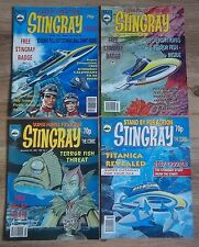 STINGRAY the comic 1992 first issue + Nos 2,3,& 4
