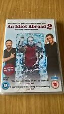 ORIGINAL R2 TELEVISION COMEDY DVD - AN IDIOT ABROAD SERIES 2
