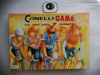 """😍Jeu Société Velo Tour Canelli Game """"Le jeu des 7 Tours"""" Neuf sous Blister😍"""