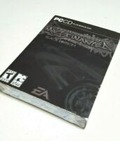 Need For Speed Most Wanted Black Edition 2005 PC UNOPENED FACTORY SEALED