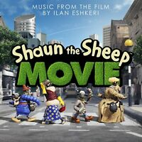 OST/SHAUN THE SHEEP MOVIE-MUSIC FROM THE FILM  CD NEU ESHKERI,ILAN