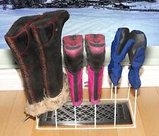 Boot and Mitt drying rack