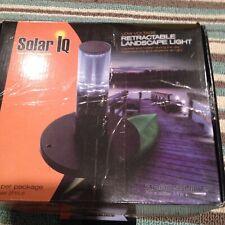 ZoomBuilt 2PKL6 6-Inch Solar IQ Retractable Low Voltage landscape Lite free ship