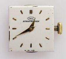 IWC 41 vintage movement - ladies.