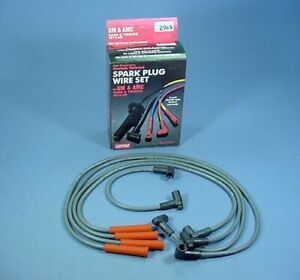 Federal Parts 2949 Spark Plug Wire Set for 76-83 Chevette Phoenix Firedbird 6000