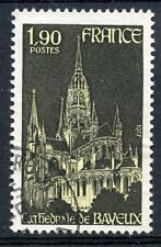 STAMP / TIMBRE FRANCE OBLITERE N° 1939  CATHEDRALE DE BAYEUX