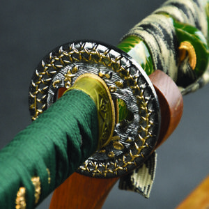 NEW T1095 high carbon steel Japanese samurai katana sword battle ready full tang