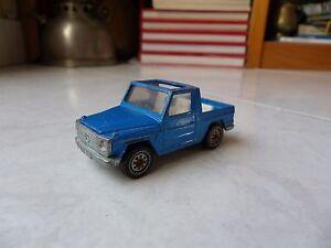 Mercedes 280 Ge 1044 Azul Siku Miniatura Juguete Antiguo Oeste Alemania