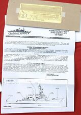 FLAGSHIP MODELS Arleigh-Burke Class FLT-1 FLT-2 Photo Etched Details 1/700 NEW ~