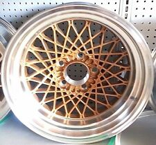 1982 - 1992 TRANS AM GTA WHEEL NEW GOLD 16X8 WITH 15MM OFFSET - FITS REAR ONLY