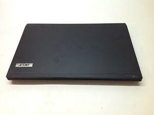 "[C] ACER Travelmate 8572T Laptop 15.6""i3-370M@2.40GHz 4GBRAM 128GBSSD Win10 DVD"