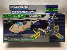 TRANSFORMERS SKYHOPPER Microcomaster Base Decepticon  *** NEW**** SEALED