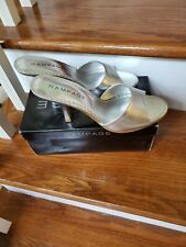 Rampage womens shoes, Silver, size 10, new