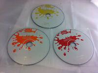 The Tiswas Album Various Artists (2009) 3 x Disc Music CD Album - DISC ONLY
