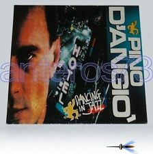"""PINO D'ANGIO' """"DANCING IN JAZZ"""" RARO LP 1989 SIGILLATO"""