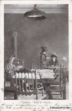 * FIRENZE - Lyceum - Sala di Lettura 1918