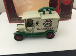 Matchbox Model of Yesteryear Y12 ModelT Ford Van In Box as new