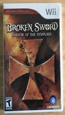 Broken Sword: Shadow of the Templars - Nintendo Wii Complete