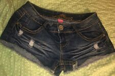 Almost Famous Jean Shorts size 9, Great Condition, Smoke Free- Cute!