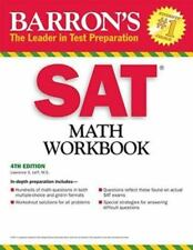 Barron's SAT Math Workbook (Barron's: The Leader in Test Preparation) ( Leff, La