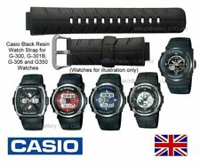 Genuine Casio Watch Strap Band for G-300 G-301B  G-350 G-306X G-Shock - 10188556