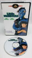 Little Monsters (DVD, 2004) Fred Savage, Howie Mandel 1989 Fantasy Region 1 OOP