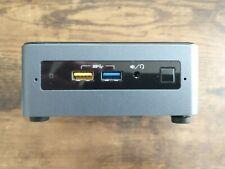 Intel NUC NUC7PJYH Mini PC Pentium Silver J5005 1TB HDD 8GB RAM