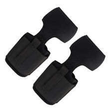 2PCS Concealed Carry Ankle Holster 8 - 13'' For Ruger LCP 380 S&W M&P Shield 9mm