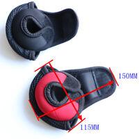 1 Pc Black/Red Fishing Baitcasting Reel Pouch Trolling Fishing Reel Bag Cover US