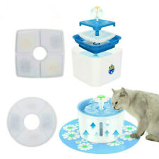 20pcs Water Filters For Pet Dog Cat Water Fountain Replacement Filter For Catit