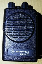 Motorola Minitor Iv Pager - Uhf - A04Kus9238Bc 462.4000 Mhz