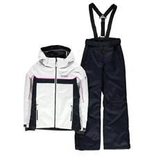 NEVICA juniours Kiara ski Set JACKET & PANTS Girls Hiver Snow Sports Age 5-6