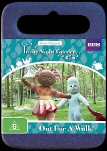In the Night Garden - Out For A Walk (DVD, 2012) BBC childrens Toddler show