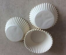 72 x  WHITE Paper Muffin / Cup Cake cases