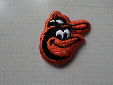 Baltimore Orioles Iron on Patch 2 1/4 Inches