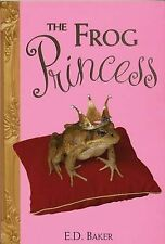 The Frog Princess,Baker, E. D.,New Book mon0000036996