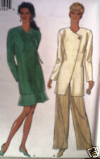 2540 Vintage UNCUT Style SEWING Pattern 8 10 12 14 16 Misses Jacket Skirt Pants