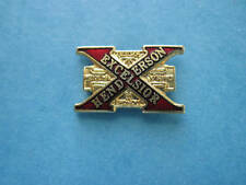 EXCELSIOR / HENDERSON   MOTORCYCLE  logo - Hat pin tie tac  lapel pin GIFT BOXED