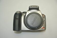 Canon EOS Digital Rebel / EOS 300D 6.3 MP Digital SLR Camera - Silver B020