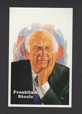 Franklin A. Steele, Founder of Perez-Steele Galleries: Hall Of Fame art postcard
