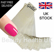 Gellis Remover Wraps 40 pack for removal of UV/LED Soak Off Gel Nail Polish