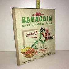 Zabel & André Jourcin BARAGOIN, UN PETIT CANARD MALIN 1947 éd° BIAS - ZZ-6117